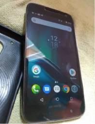 Celular Motorola Moto G4 Play Dtv Cabernet Usado Mt Bom