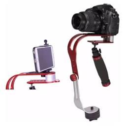 Gimbal Estabilizador para Celular e Câmera Gravação de vídeos