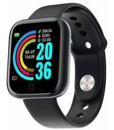 Relógio inteligente Smart Watch Y68-D20 FitPro Barato preço Bom prova agua