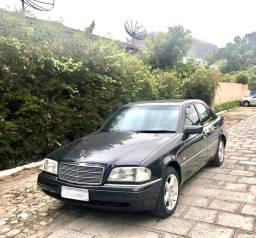 Mercedes-Benz C280 Elegance 95 Raridade