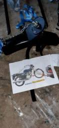 Reboque para moto