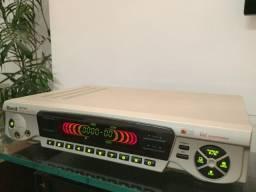 Videokê Karaokê Raf VMP 2505S + Microfone