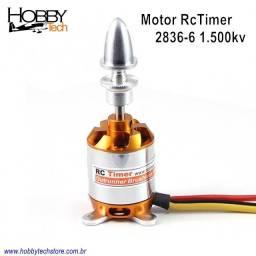 Motor BC2836-6 1.500kv Rctimer - Novo