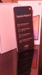 Xiaomi Redmi Note 9 128gb - BRANCO