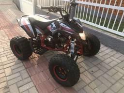 Quadriciclo MXF Brave 125cc