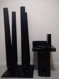 Home Theater LG HT806THW 850W