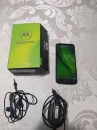 Motorola Moto G6 e G5, ambos 32 Gigas com Biometria