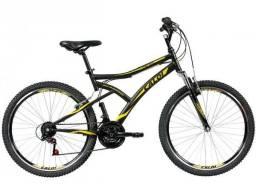Bicicleta Caloi aro 26 - 21 marchas