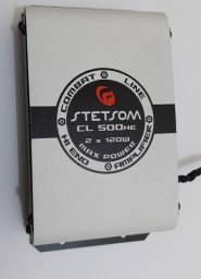 Modulo Amplificador Stetsom CL 500 HE Max Power 2x120w