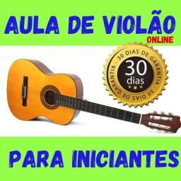 Curso de violão para iniciante - Sem pagar mensalidade!
