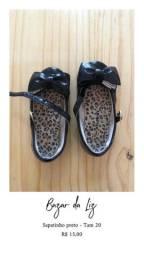 Bazar sapatos infantis