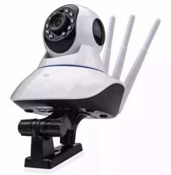 Camera Segurança Wifi Ip Sem Fio Hd Ipega Android Ios iPhone
