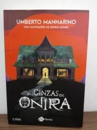 Livro - Das Cinzas de Onira