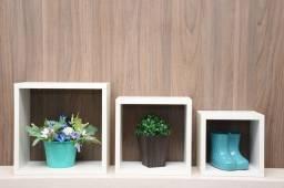 Trio nicho decorativo