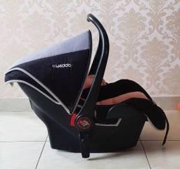 Título: Bebê Conforto Kiddo Helios Click Preto + Base