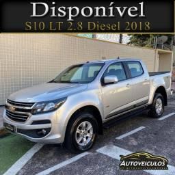S10 LT 2.8 Turbo Diesel 2018