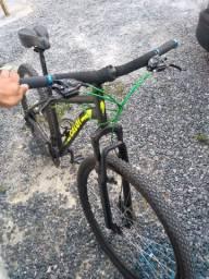 Aceito bike de menor valor no negócio