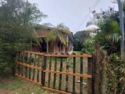 Velleda oferece excelente casa no condomínio querência, galpão e piscina!!