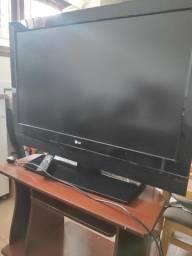 TV LG 42 modelo antigo 42LC2RR, LCD