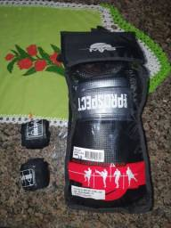 Kit Luva muay thai seminova