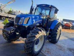 Trator New Holland ano 2019