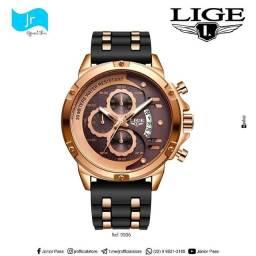 Relógio LIGE ref. 9906 | @jrofficialstore