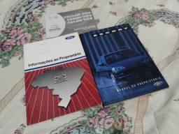 Manual do proprietário Ford Escort Auto latina Escort Europeu