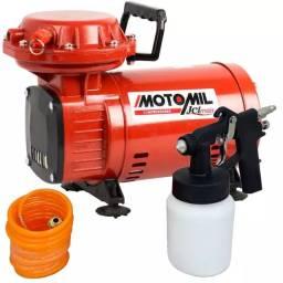 Compressor Ar Direto 1,3 HP MOTOMIL