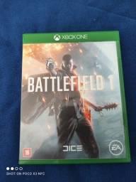 Battlefield 1 Xbox One forma Física