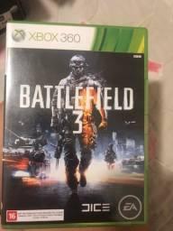 Jogo Xbox 360 - battlefield 3