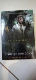 Livro O príncipe mecânico