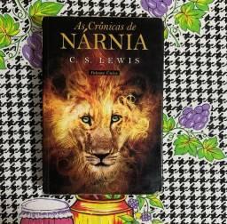 Livro - As Crônicas de Nárnia ( Volume Único)