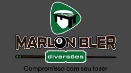 Tudo em Bilhares!!! Diversões Marlon Bler