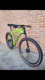 Bicicleta semi nova Cannondale F-si Carbon 2