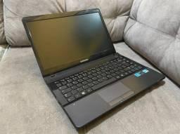 Notebook Samsung intel i5, 8gb de memória