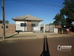 Título do anúncio: Casa com 2 dormitórios à venda, 80 m² por R$ 190.000,00 - Parque Tarumã - Maringá/PR