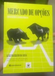 Título do anúncio: Livro Mercado De Opções - Luiz Mauricio Da Silva