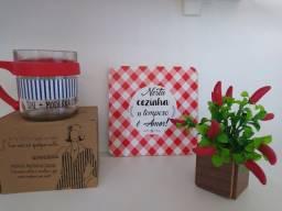 Cozinha e decoração
