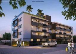 Título do anúncio: Apartamentos com varanda gourmet e excelente localização a 400m da BR no Bessa - COD AP017