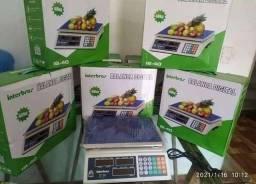 Balança comercial eletrônica até 40 kg Intelbras
