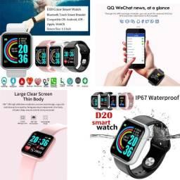 Novo exclusivo espotivo saúde Smartwatch Relógio D20 Fit Pro Batimento Cardíaco original