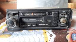 Auto rádio Philco. Original Ford