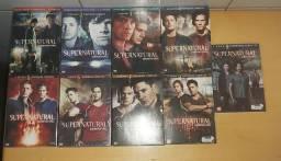 DVD Supernatural 9 temporadas