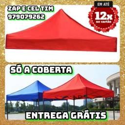 Lona para tenda 3x3m e 2x2m