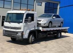 Caminhão Vw Delivery Prime 9.170 19/20 Único Dono.