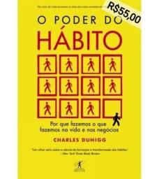 Vendo livro O poder do Habito 55,00