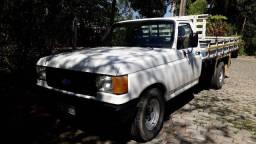 Título do anúncio: VENDO : F1000 ano 1993 Chassis alongado de fábrica.
