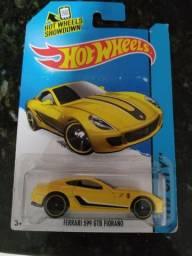 Título do anúncio: Hot Wheels Ferrari 599 GTB Fiorano
