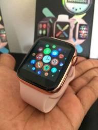 Smartwatch Iwo FT60 ROSE - Faz e Atende Ligações/ Toca Musica
