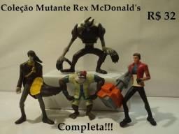 Brinquedos do McDonald's coleções completas 1